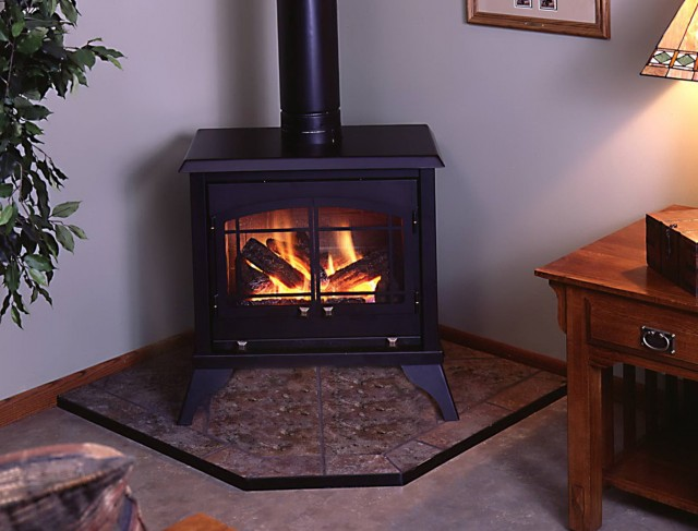 Free Standing Gas Fireplace Free Standing Natural Gas Ventless Fireplace Propane Lowes Natural