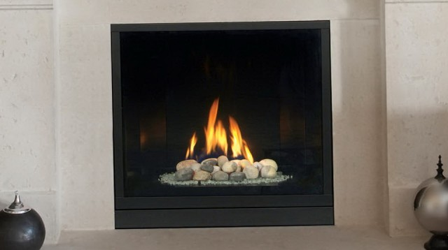 Gas Fireplace Venting Options