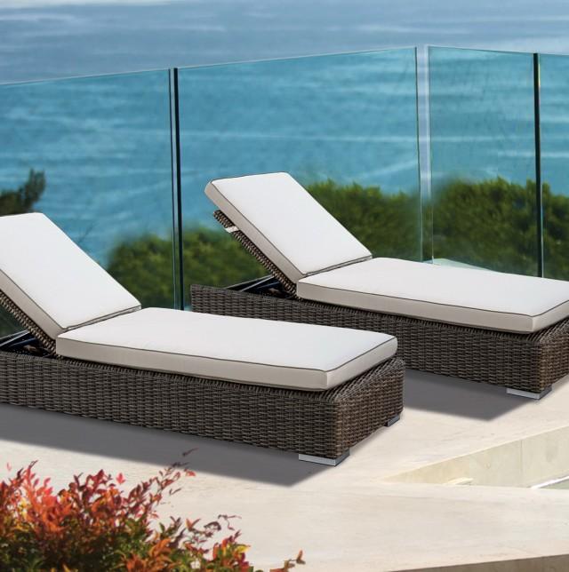 Hampton Bay Chaise Lounge Cushion Home Design Ideas