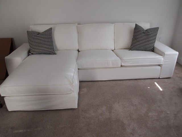 Kivik Sofa And Chaise : kivik chaise lounge - Sectionals, Sofas & Couches