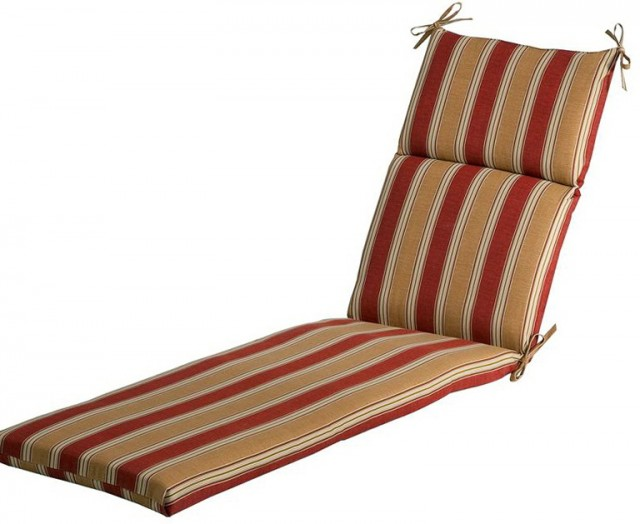 Patio Chaise Lounge Chair Cushions