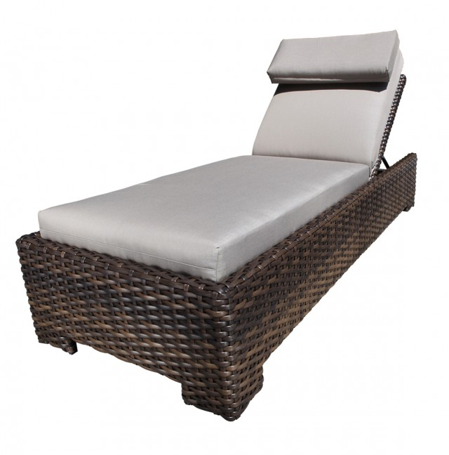 Patio Furniture Chaise Lounge Cushions
