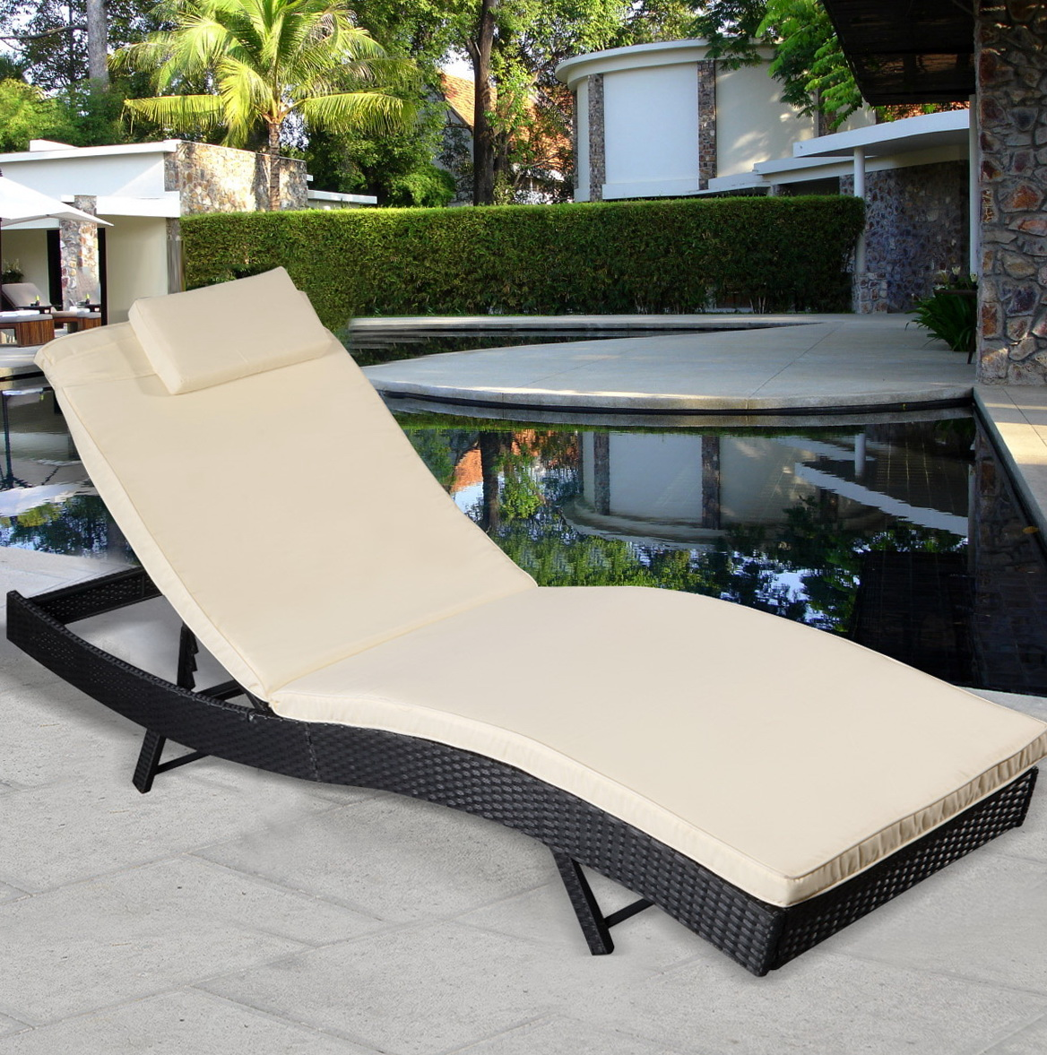Permalink to Poolside Chaise Lounge Chairs