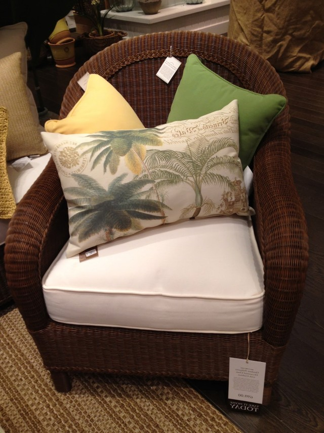Pottery Barn Chaise Lounge Chairs