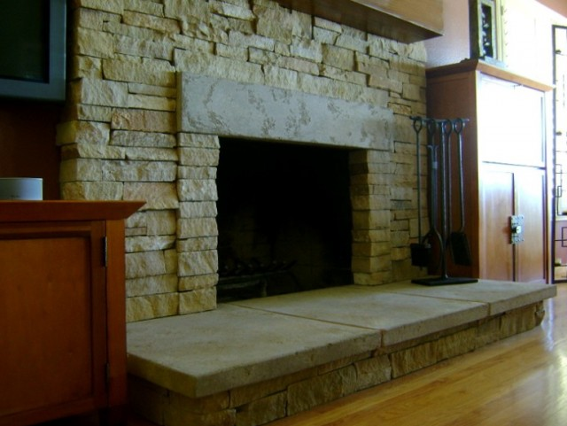 Fireplace Refacing Kits Stone Home Design Ideas