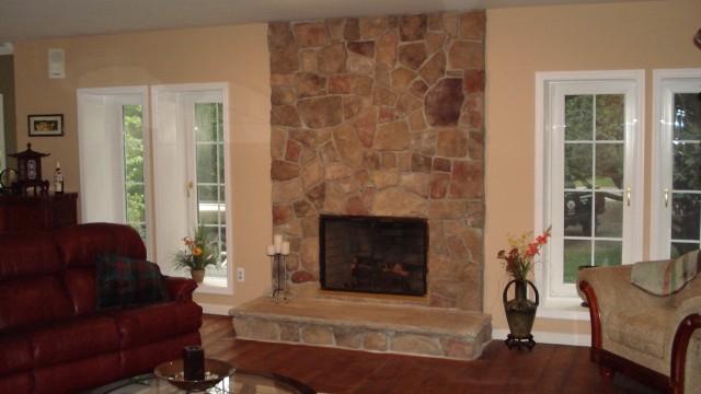 Fireplace Refacing Kits Stone
