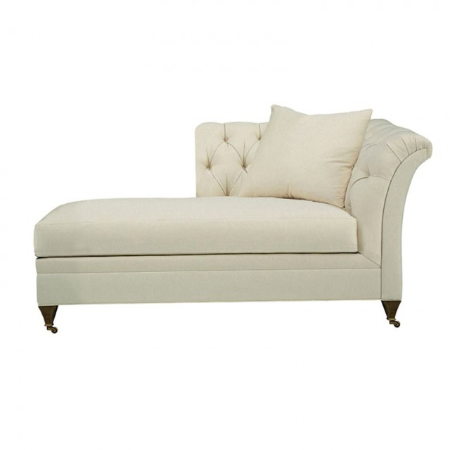 Two arm chaise lounge slipcover home design ideas for 2 arm chaise lounge