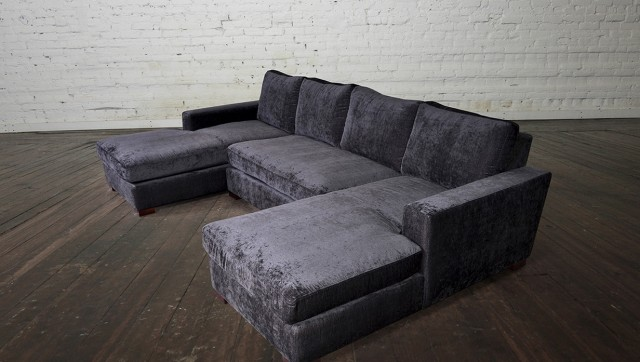 Sectional With 2 Chaise Lounges