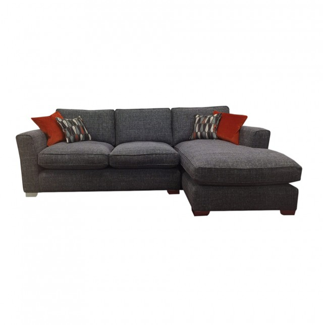 Small Corner Chaise Sofa