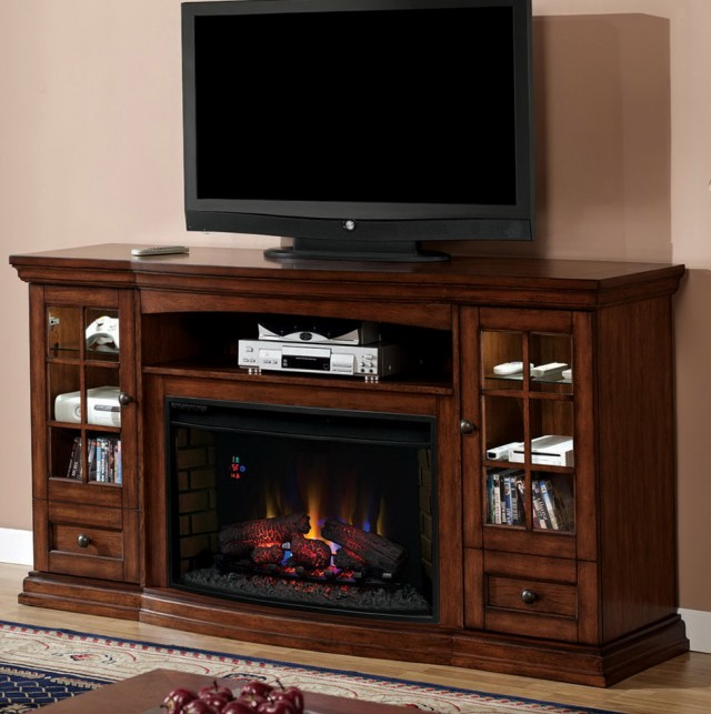 Spectrafire Electric Fireplace Instructions