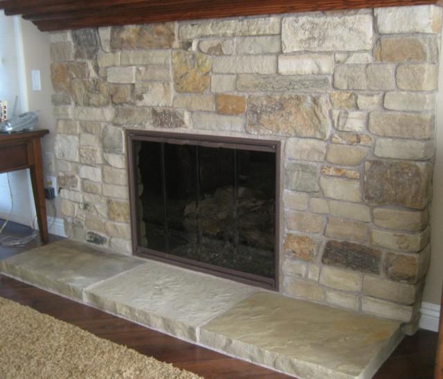 Fireplace Hearth Stone Slate | Home Design Ideas