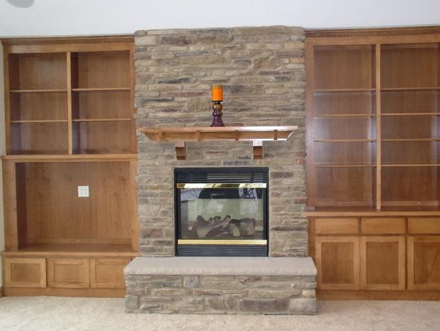 Whalen Fireplace Media Console Home Design Ideas