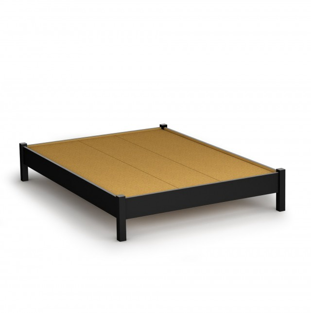 wooden bed frame without headboard - Bed Frame No Headboard