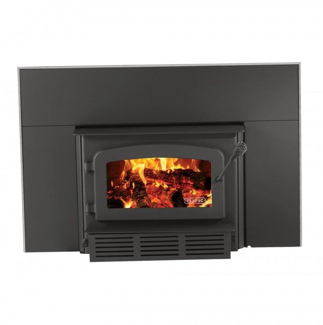 Fireplace Wood Burning Insert Home Design Ideas