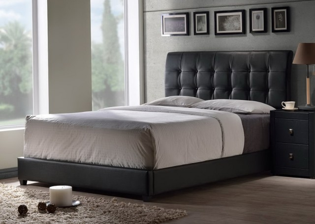 Black King Size Headboards Only