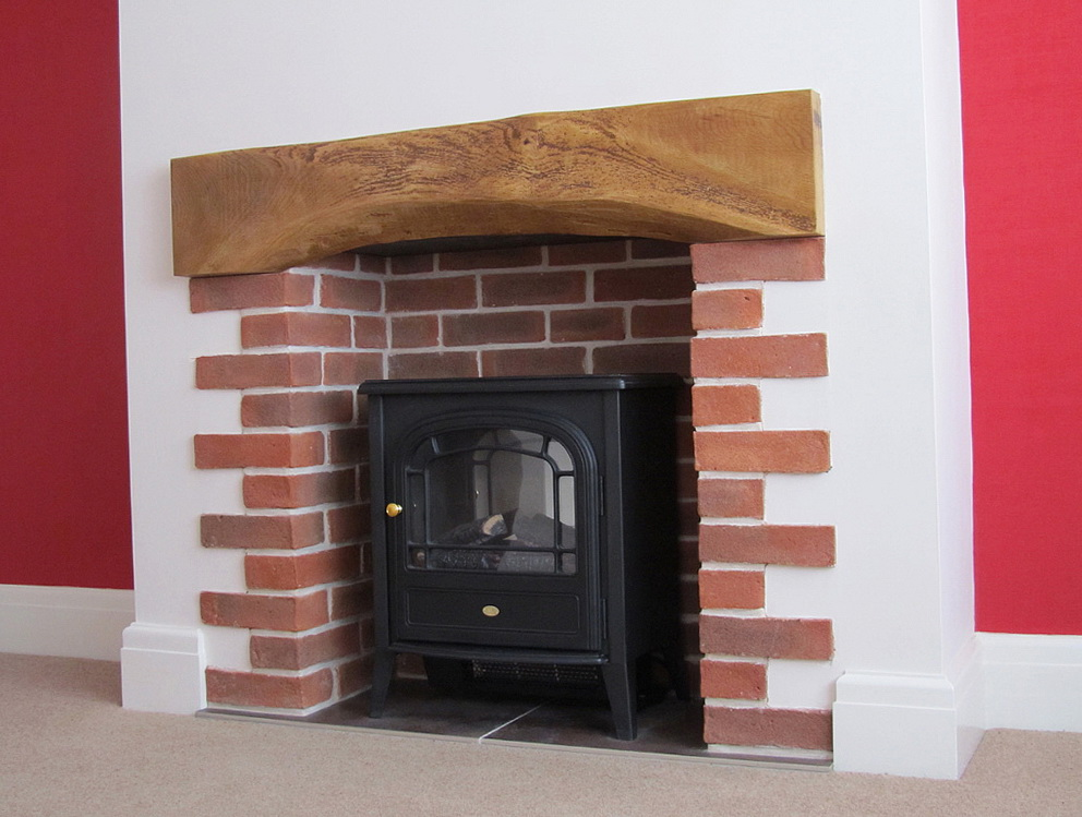 Brick Fireplace Designs Uk | Home Design Ideas