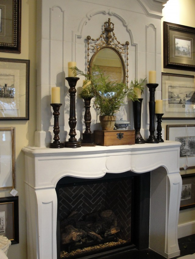 Candle Holders For Fireplace Hearth Home Design Ideas