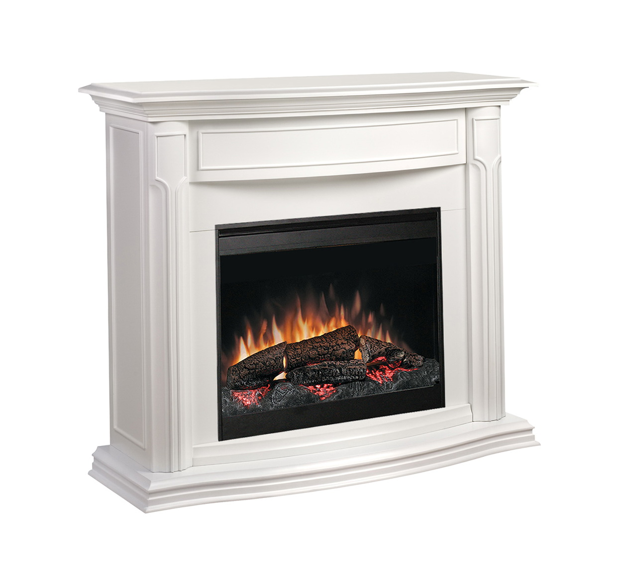 media electric thermostat wood with pd and infrared fireplace remote chimney black free shop btu mantel in w quartz veneer