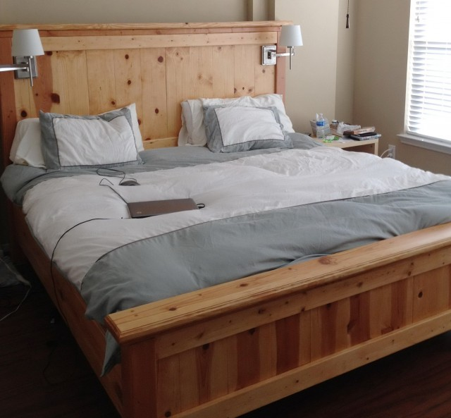 Diy Headboard Ideas For King Beds diy headboard ideas for king beds | home design ideas