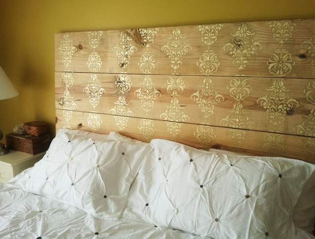 Diy Rustic Headboard Ideas