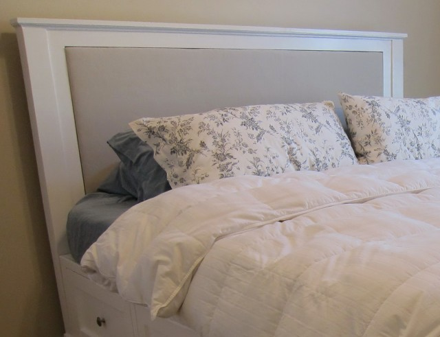 Do It Yourself King Size Headboards
