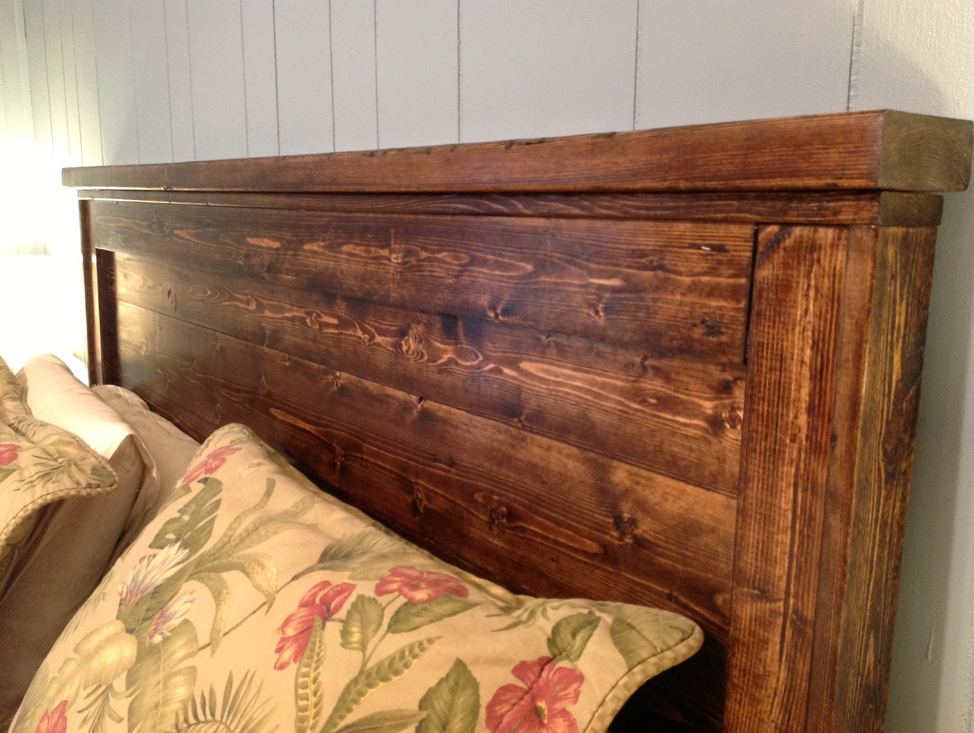 Do It Yourself Home Design: Do It Yourself Wooden Headboards