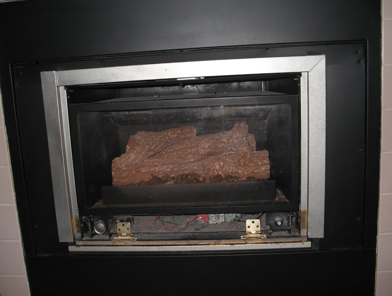 Fireplace Damper Clamp Installation Home Design Ideas
