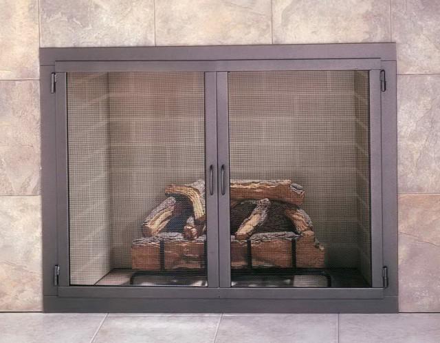Fireplace Glass Door Handles