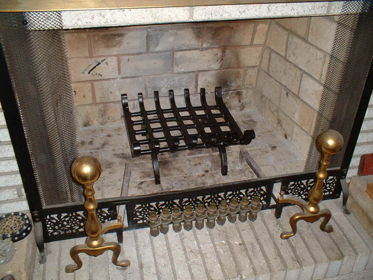 Fireplace Log Rack Inside Fireplace Home Design Ideas