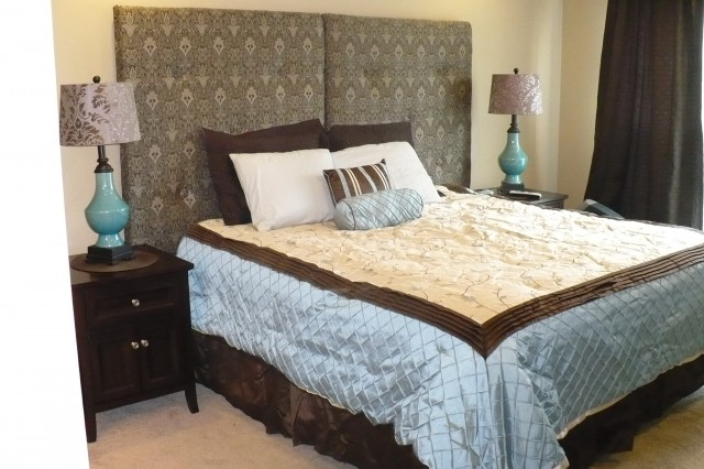 Headboard Ideas For Queen Beds