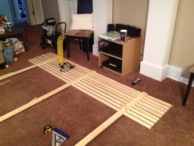 Ikea Mandal Headboard Assembly Instructions