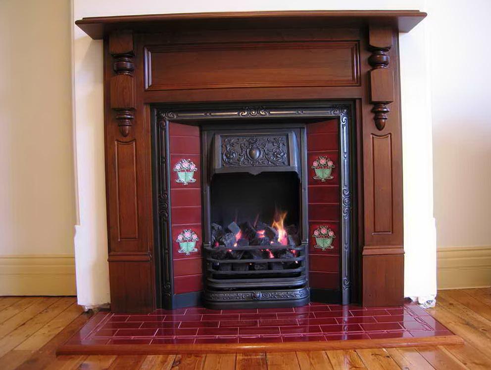 Installing A Fireplace Mantel Home Design Ideas
