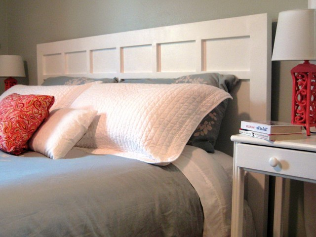 King Size Headboard Ideas Diy
