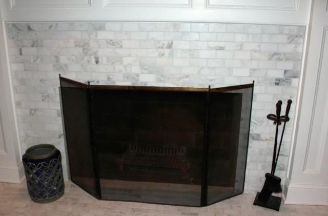 Marble Fireplace Surround Installation Home Design Ideas