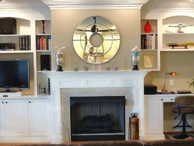 Mirror Over Fireplace Feng Shui | Home Design Ideas