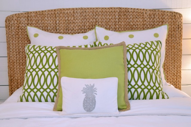 pottery barn seagrass headboard reviews - Seagrass Headboard