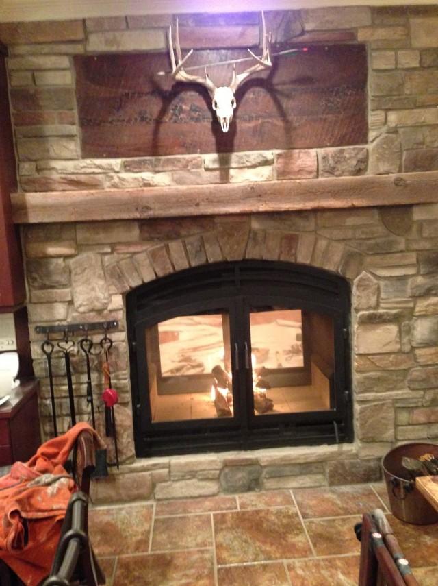 Prefab Wood Burning Fireplace Manufacturers | Home Design Ideas
