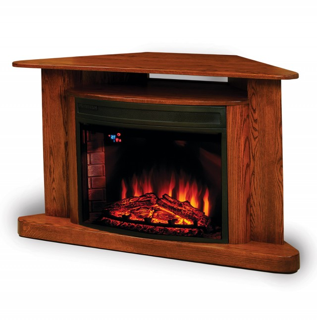 Tv Stand With Fireplace Corner Unit