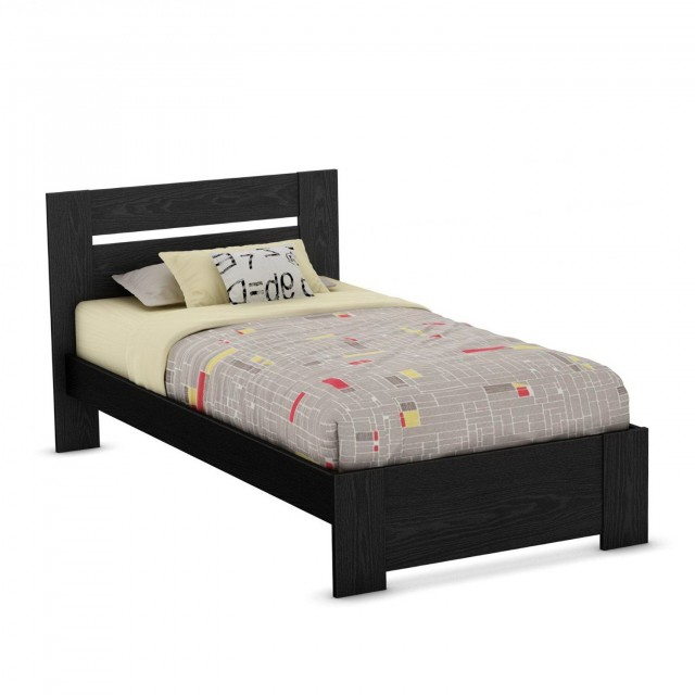 twin bed frame with headboard and footboard brackets - Twin Bed Frame And Headboard