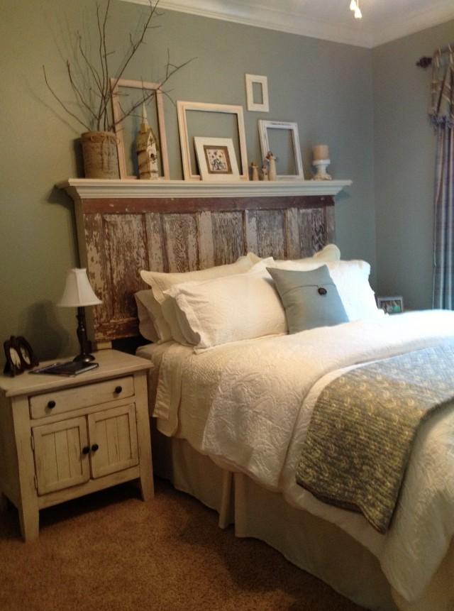 Wall Mounted Headboard With Storage Home Design Ideas