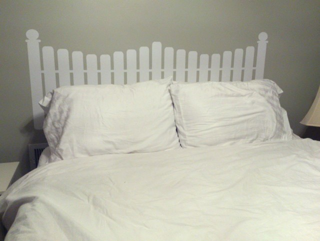 Picket Fence Headboards For Sale Home Design Ideas