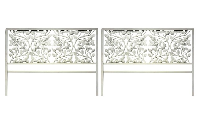 wrought iron headboard king  kh design, Headboard designs
