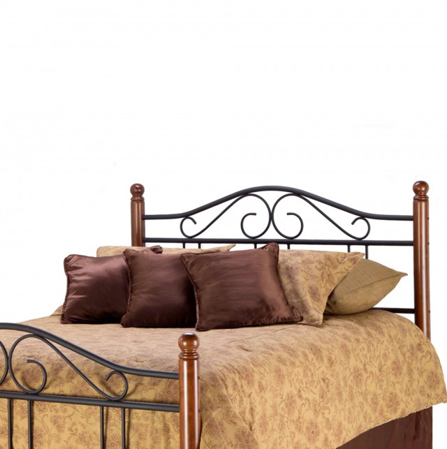 Wrought Iron Headboards Full Size Home Design Ideas