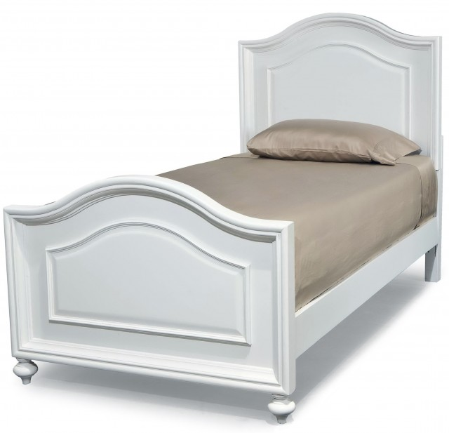 Wood Twin Headboard And Footboard