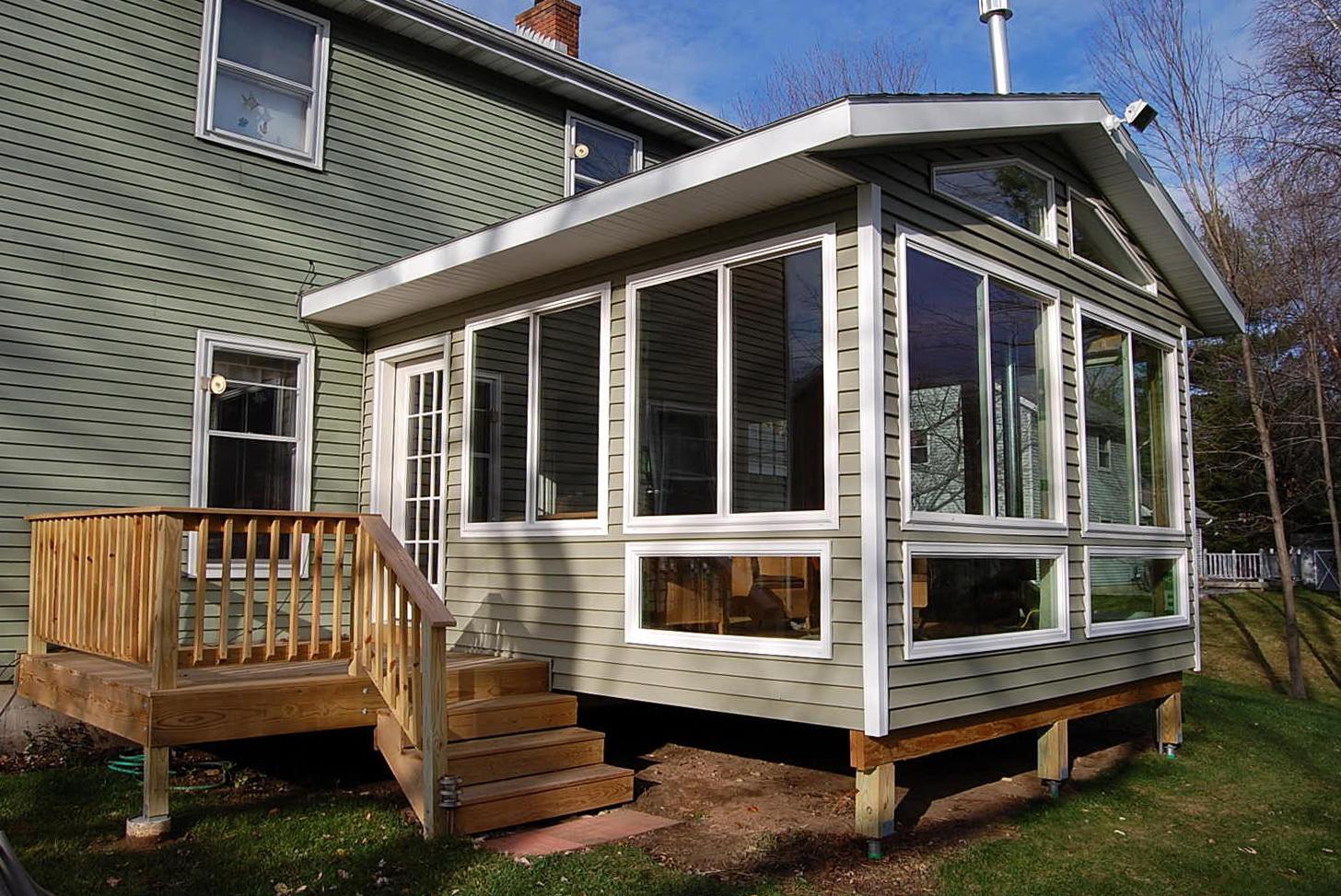 3 Season Porch Cost Home Design Ideas