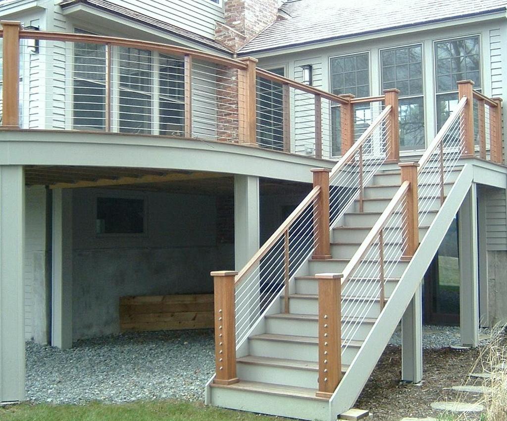 Aluminum Porch Railing Home Depot