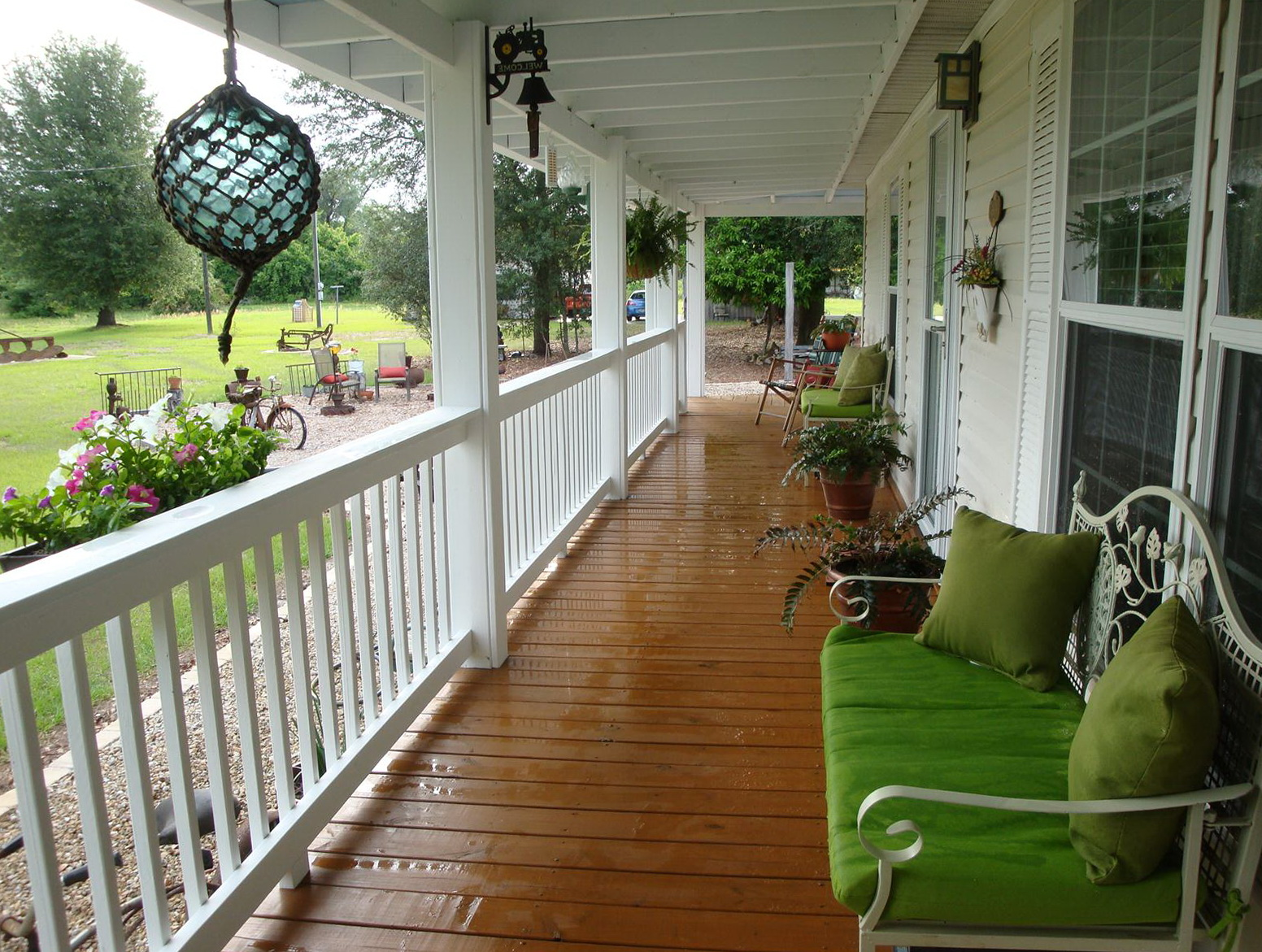 Permalink to Back Porch Ideas For Mobile Homes