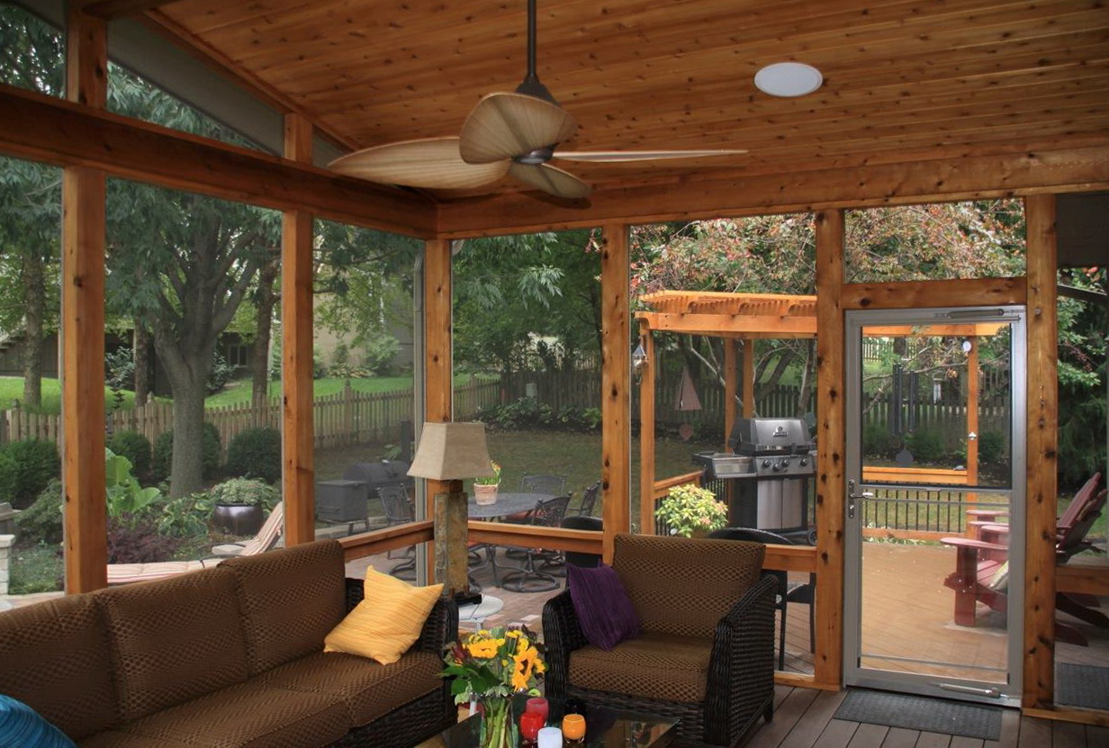 Best Screen Porch Ideas Home Design Ideas