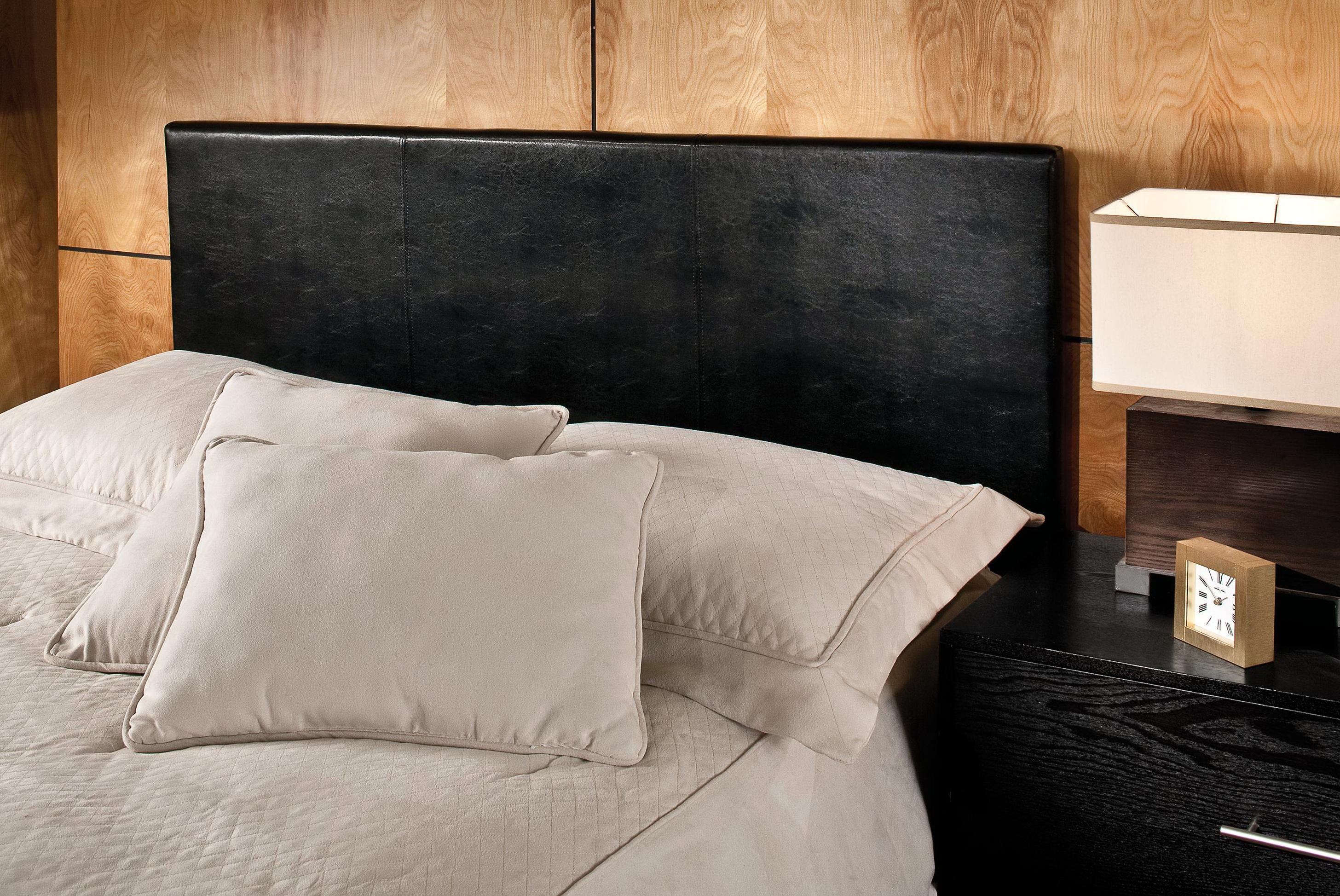 baxton studio stella crystal tufted black modern queen bed w