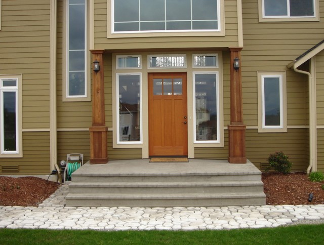 Cedar Front Porch Columns
